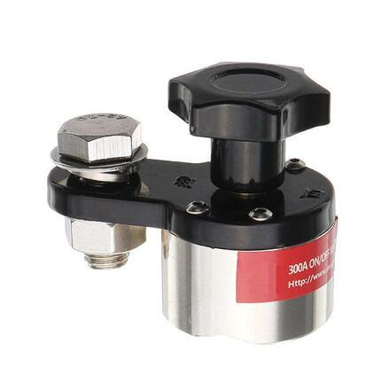 Svařovací magnet – magnetická zemnící svorka na sváření - 300A
