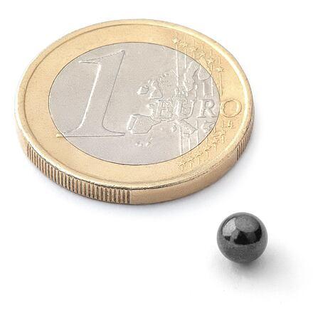 NeoCube 5mm černé - náhradní kulička