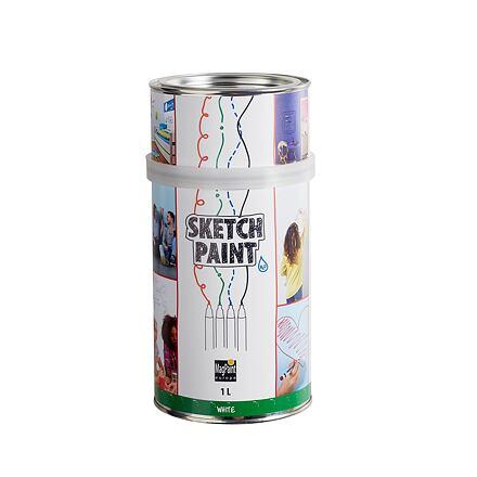 Tabulová barva SketchPaint 1 L