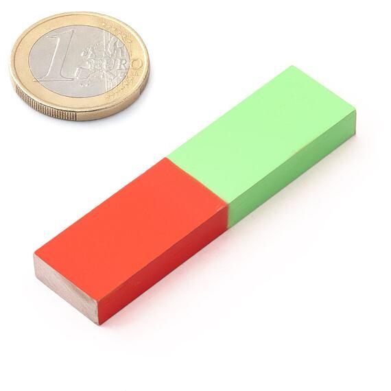 Tyčový magnet AlNiCo 60 × 15 × 6 mm