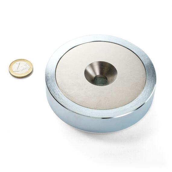 HM-100 - magnetický úchyt