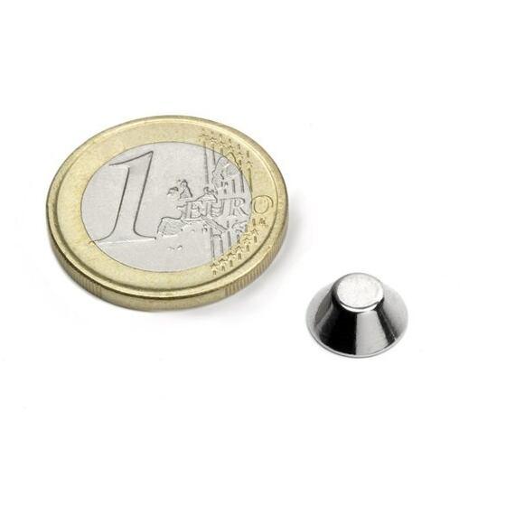 Kuželový magnet KU-10-05-04-N