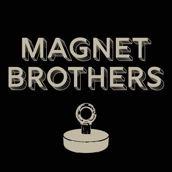 samolepky Magnet Brothers