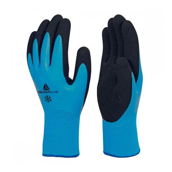 Protiskluzové rukavice na magnet fishing, vel. 9